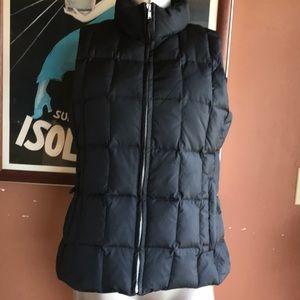 Gap women vest size medium nwot